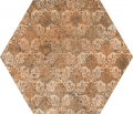 Abadia Decor Hexagonal 25x22