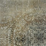 Carpet Tapestry Green 59,2x59,2 płytka gresowa patchwork