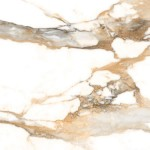Geotiles Crash Beige Polished 120x120 płytka gresowa