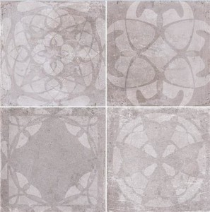 Dualgres Decor Antigua Cement 45x45 płytka patchwork