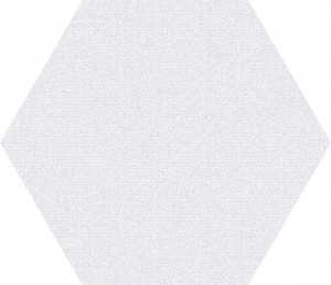 Aparici Tex Grey Hexagon Natural 25x29 płytka heksagonalna