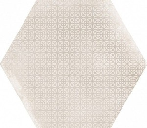Equipe Urban Hexagon Melange Natural 29,2x25,4 płytka gresowa