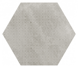 Equipe Urban Hexagon Melange Silver 29,2x25,4 OUTLET