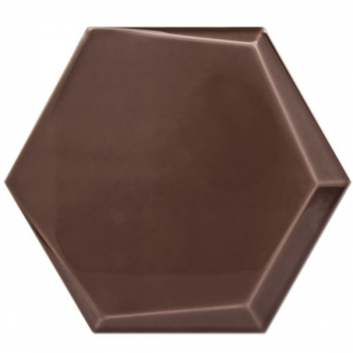 Cuna Chocolate Brillo 17x15