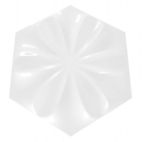 WOW Fiore Ice White Gloss 21,5x25