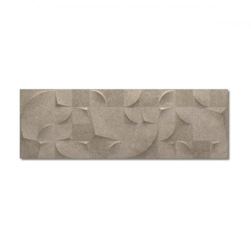 Icon Taupe Shape 30x90
