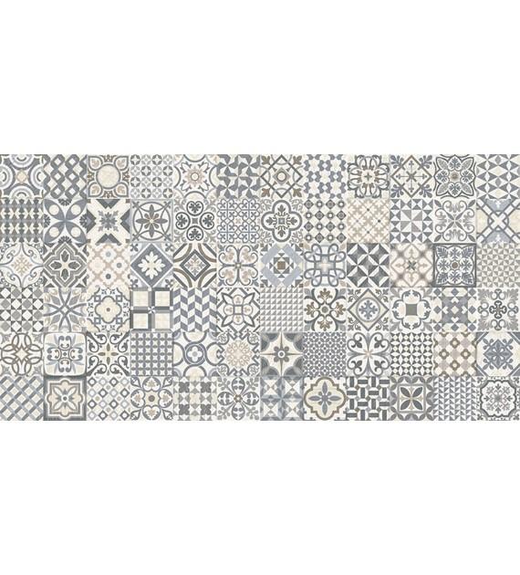 Gayafores Heritage Deco Grey 32x62,5 płytka ścienna
