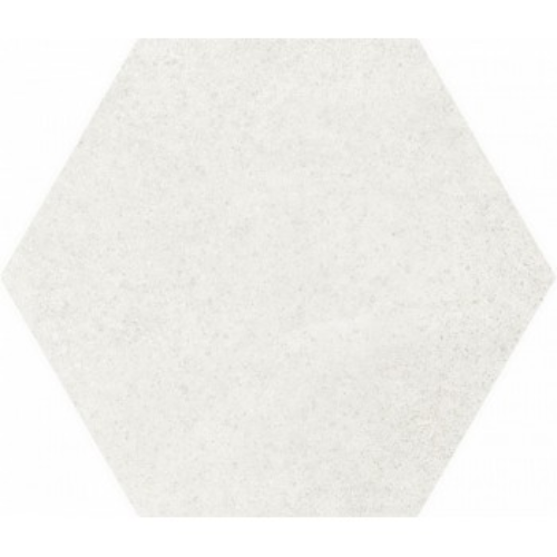 Equipe Hexatile Cement White 17,5x20 płytka gresowa